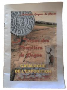 Article du musée - Le Trésor des Templiers de Payns - 5€