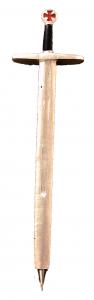 Article du musée - Stylo en forme d'épée - 4€