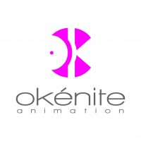 Logo Okénite animation